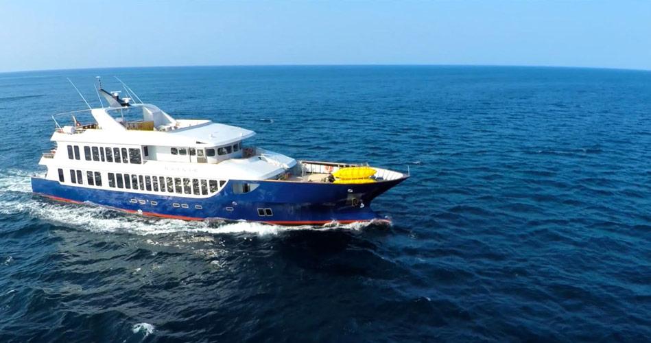 Origin Galapagos Yacht - Features