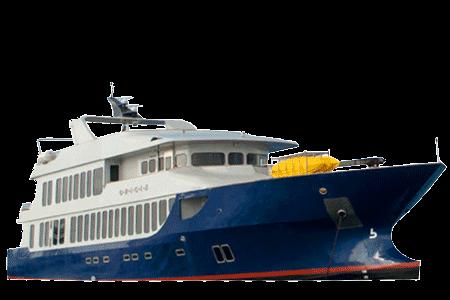 Origin & Theory Galapagos Yachts - Thumbnails
