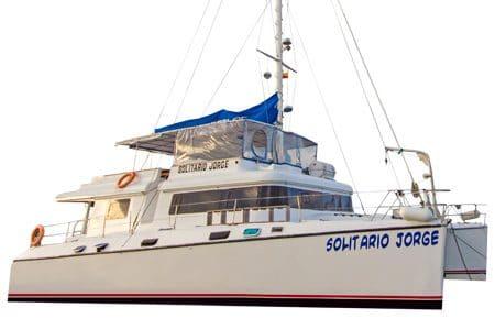 Lonesome George Galapagos Catamaran