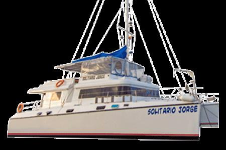 Lonesome George Galapagos Catamaran - Thumbnails