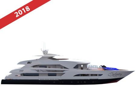 Infinity Galapagos Yacht