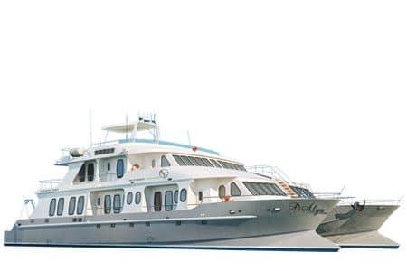Alya Galapagos Catamaran Thumbnail