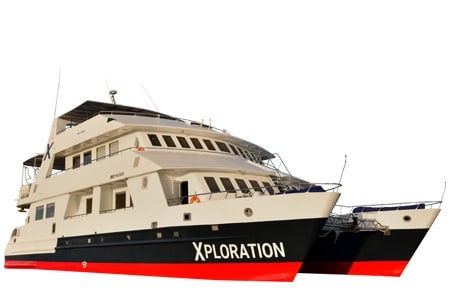 Celebrity Xploration Catamaran