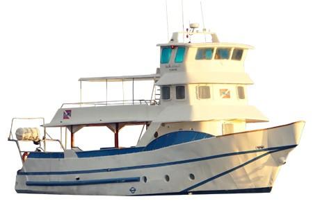Danubio Azul Galapagos Yacht