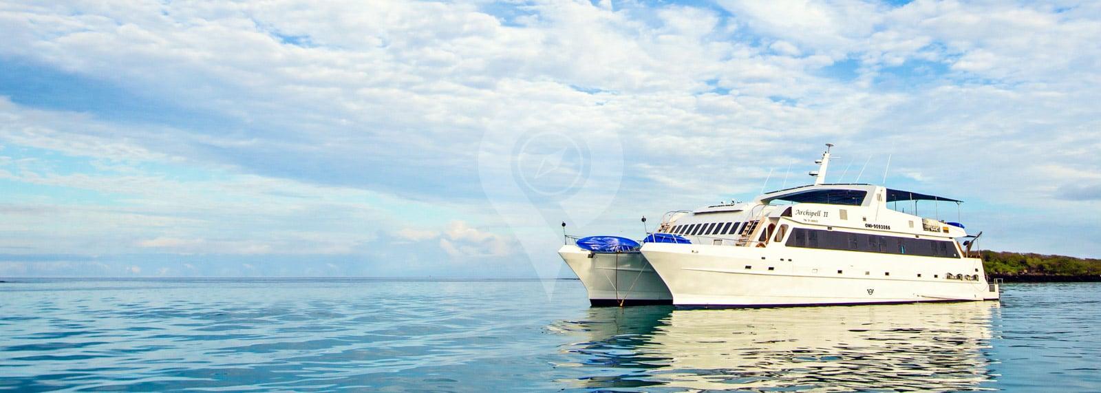 Archipel 2 Galapagos Catamaran