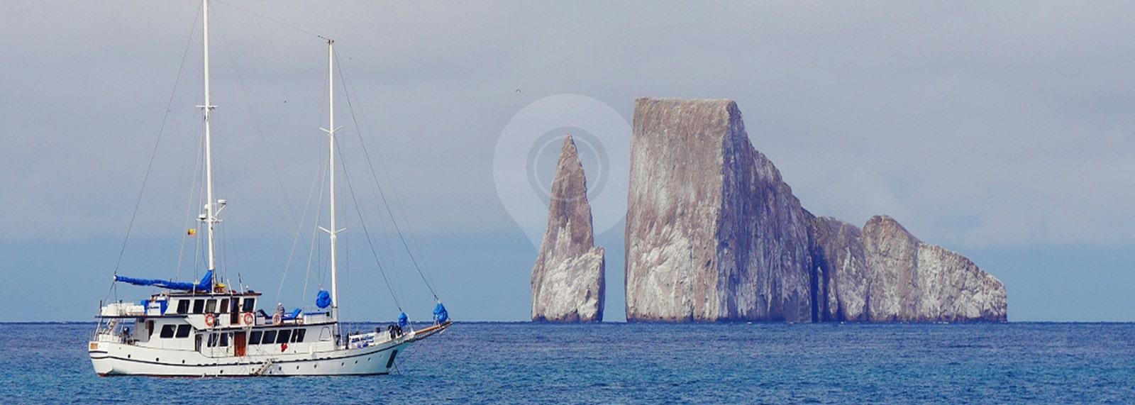 Cachalote Galapagos Sailboat