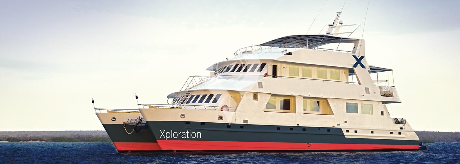 Celebrity Xploration Galapagos Catamaran