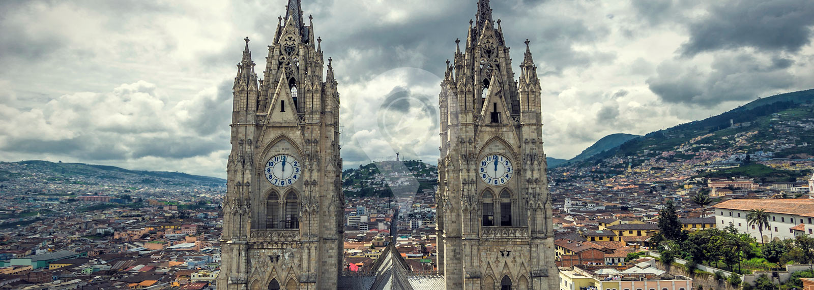 Colonial Quito Day Tour
