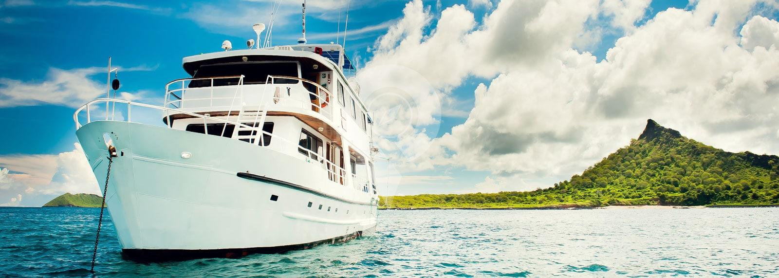 Fragata Galapagos Yacht