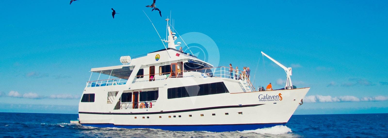 Galaven Galapagos Yacht