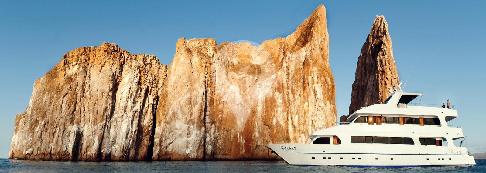 Galaxy Galapagos Yacht