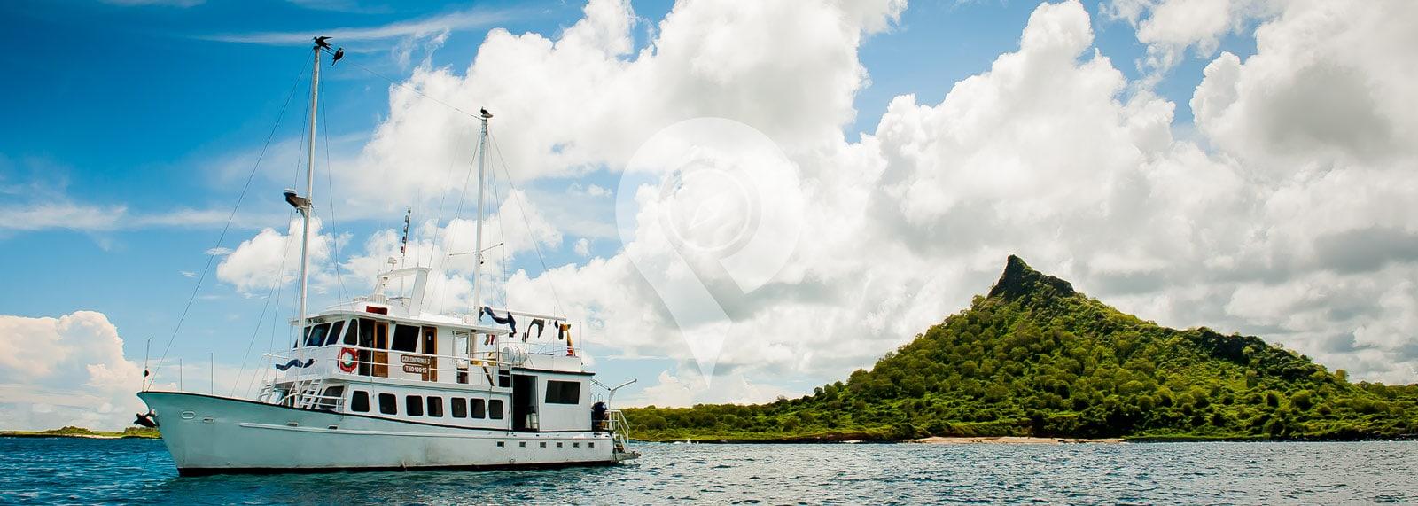 Golondrina Galapagos Yacht