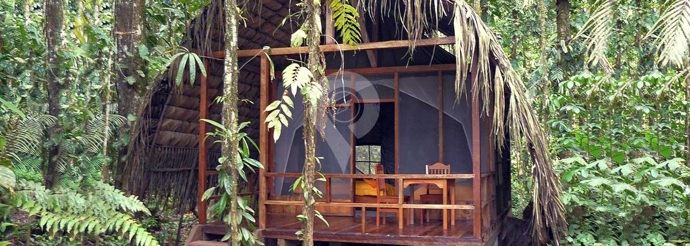 Huaorani Ecolodge
