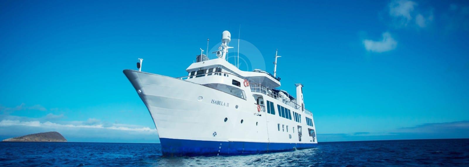 Isabela 2 Galapagos Ship