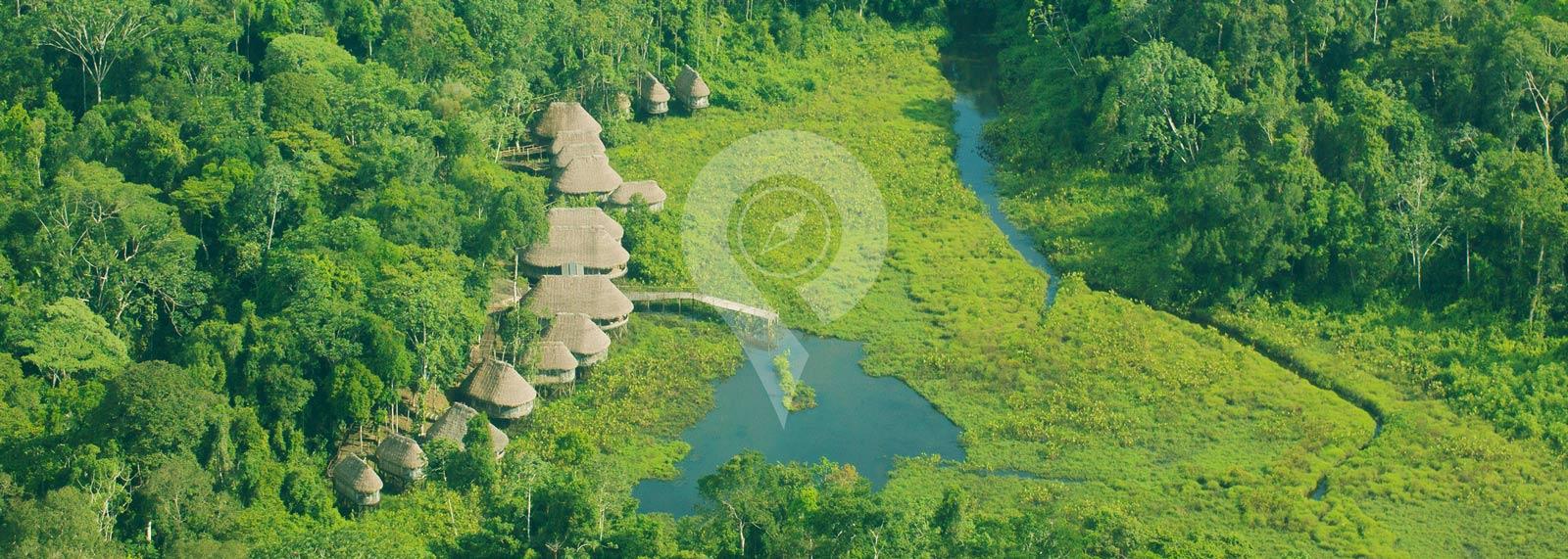 Kapawi Eco Lodge