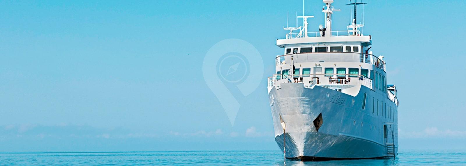 La Pinta Galapagos Ship
