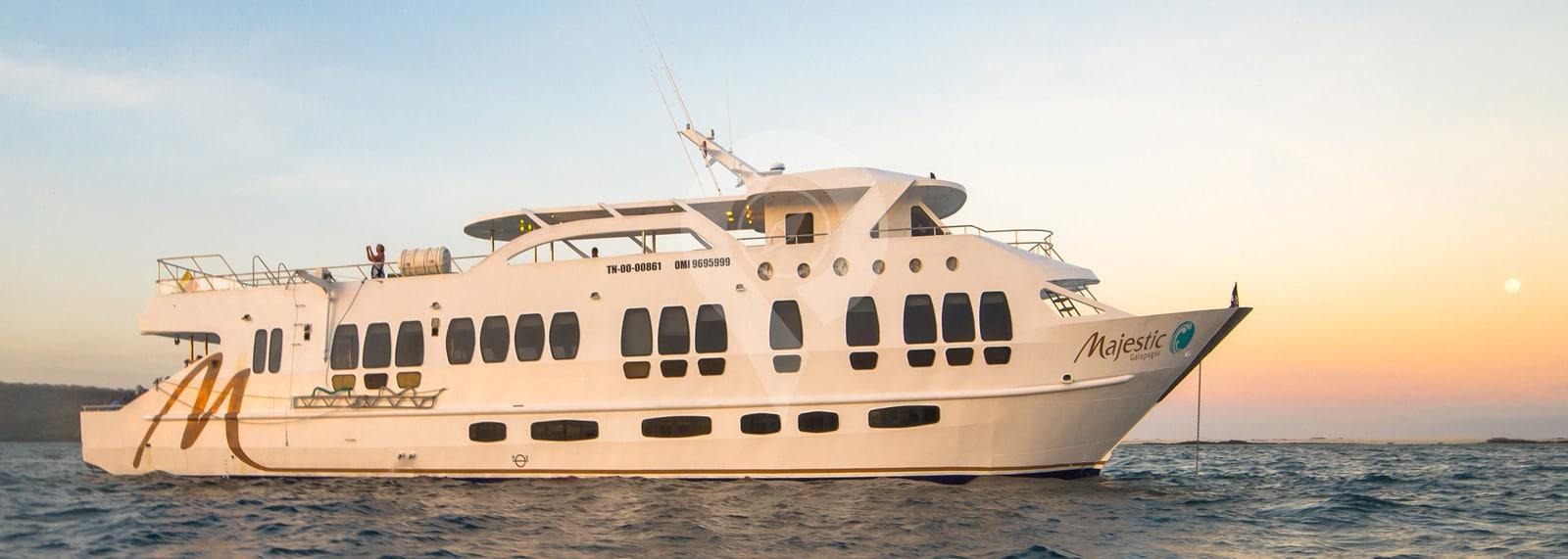 Majestic Galapagos Yacht