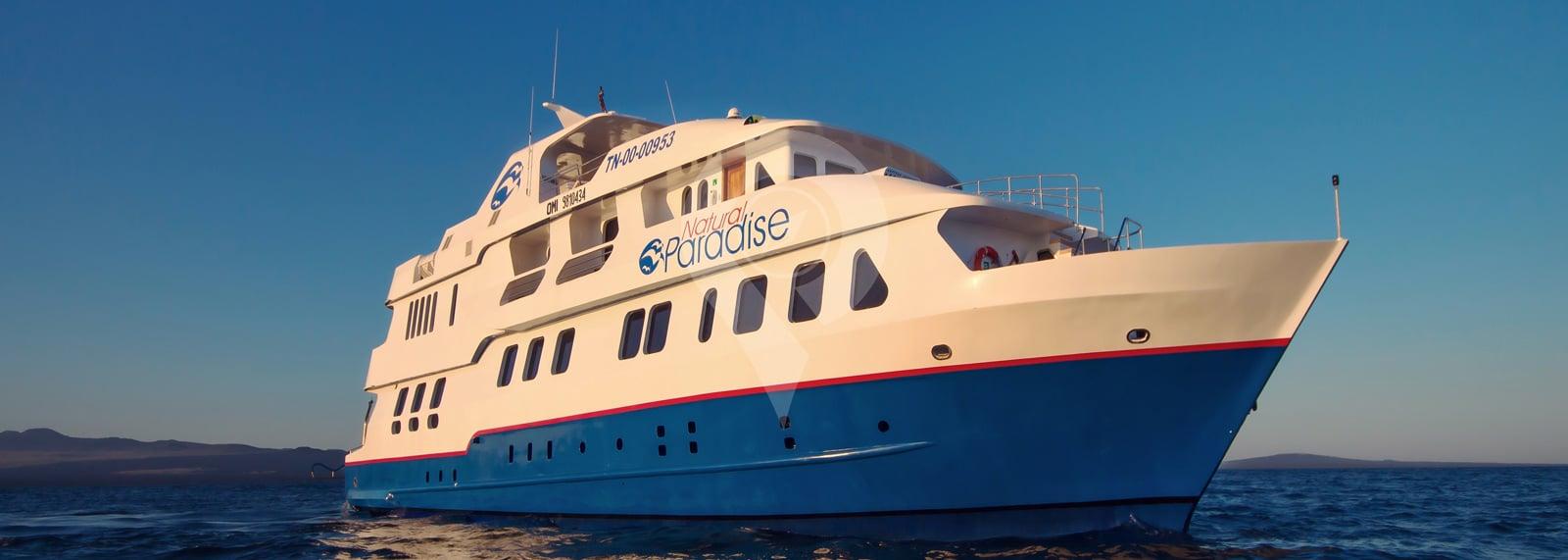 Natural Paradise Galapagos Yacht