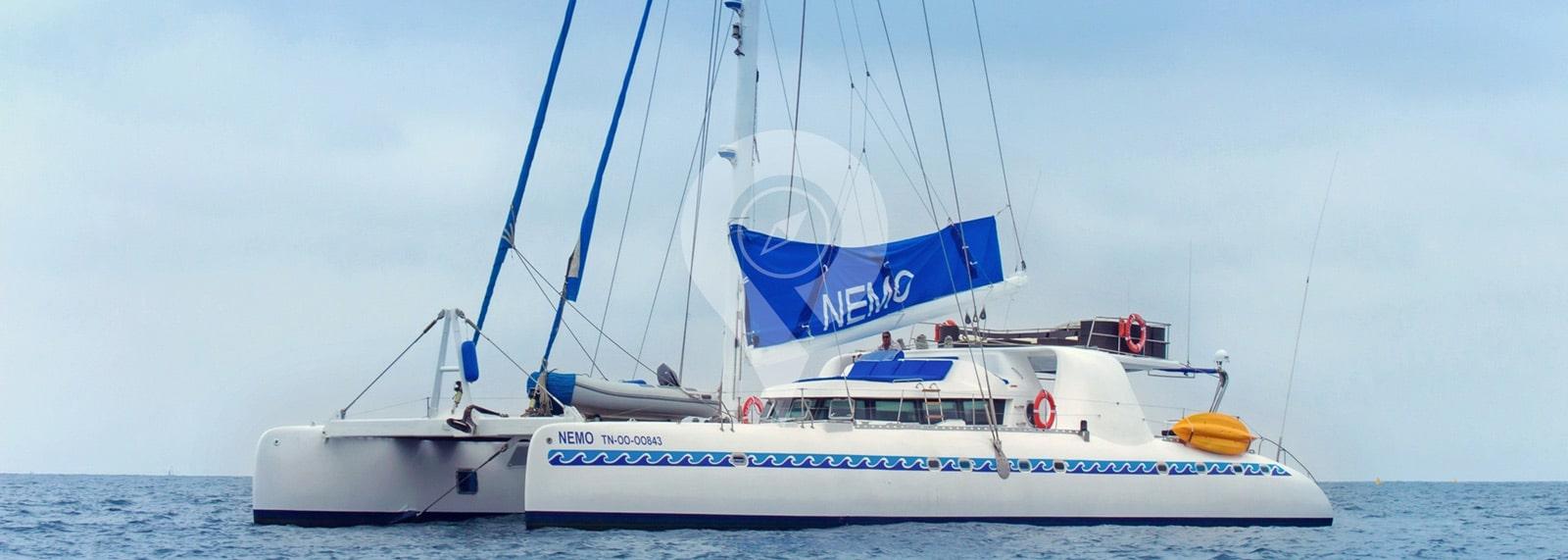 Nemo 1 Galapagos Catamaran