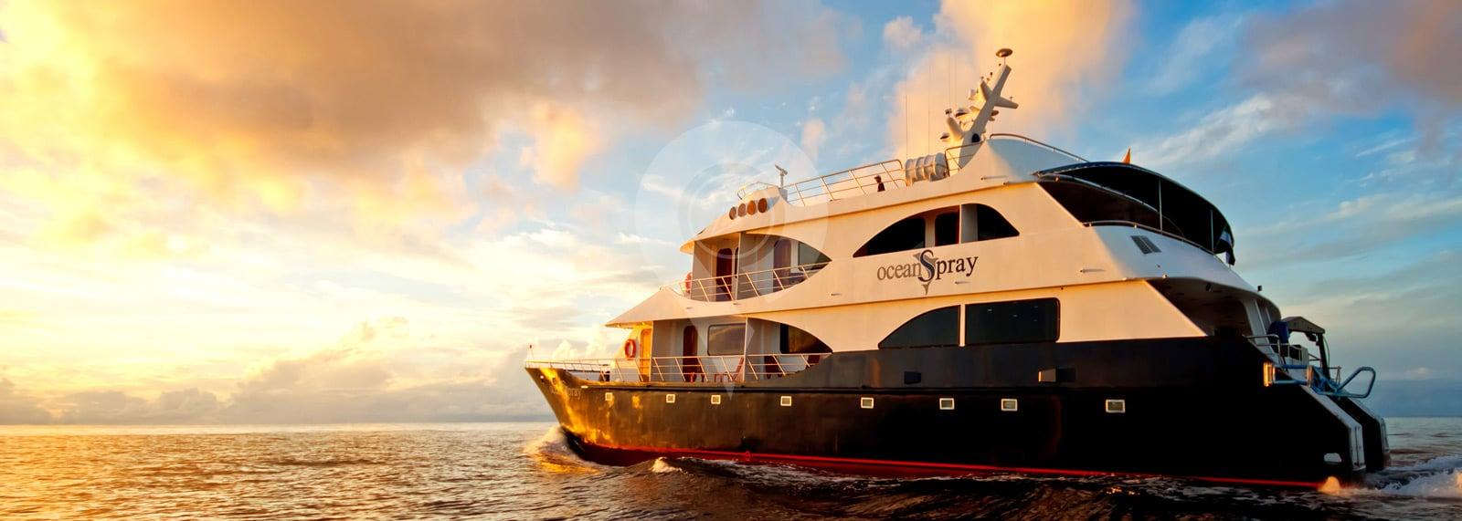 Ocean Spray Galapagos Catamaran