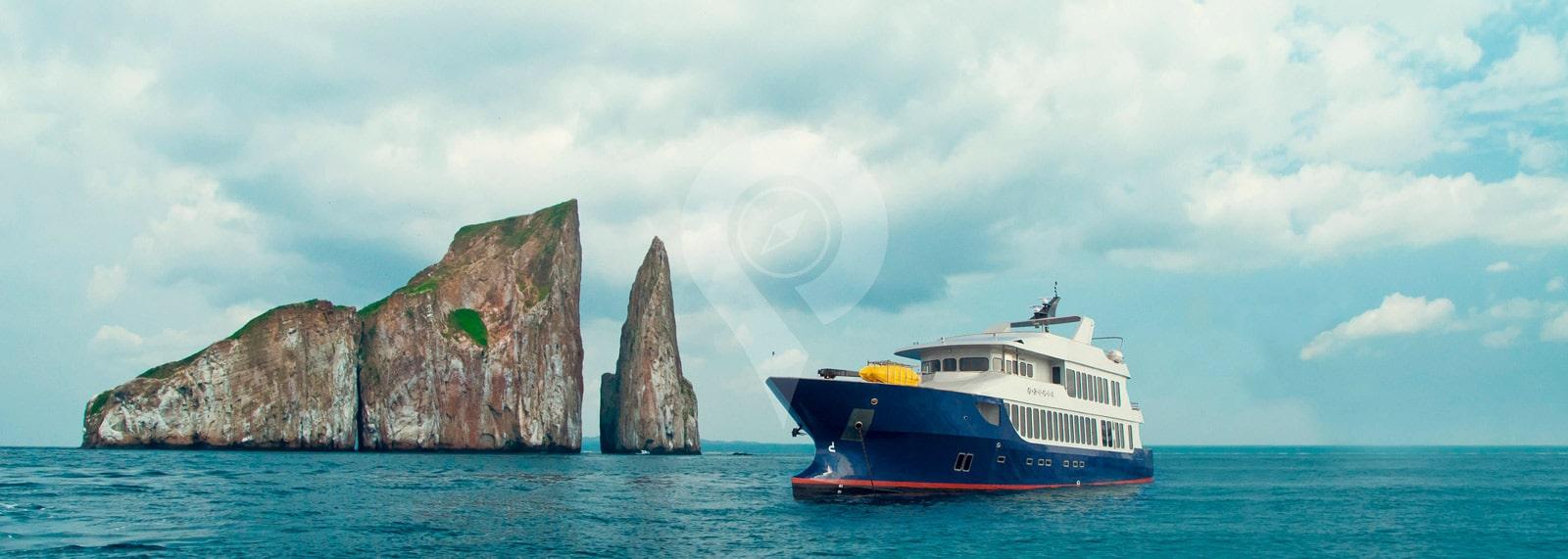 Origin Galapagos Yacht