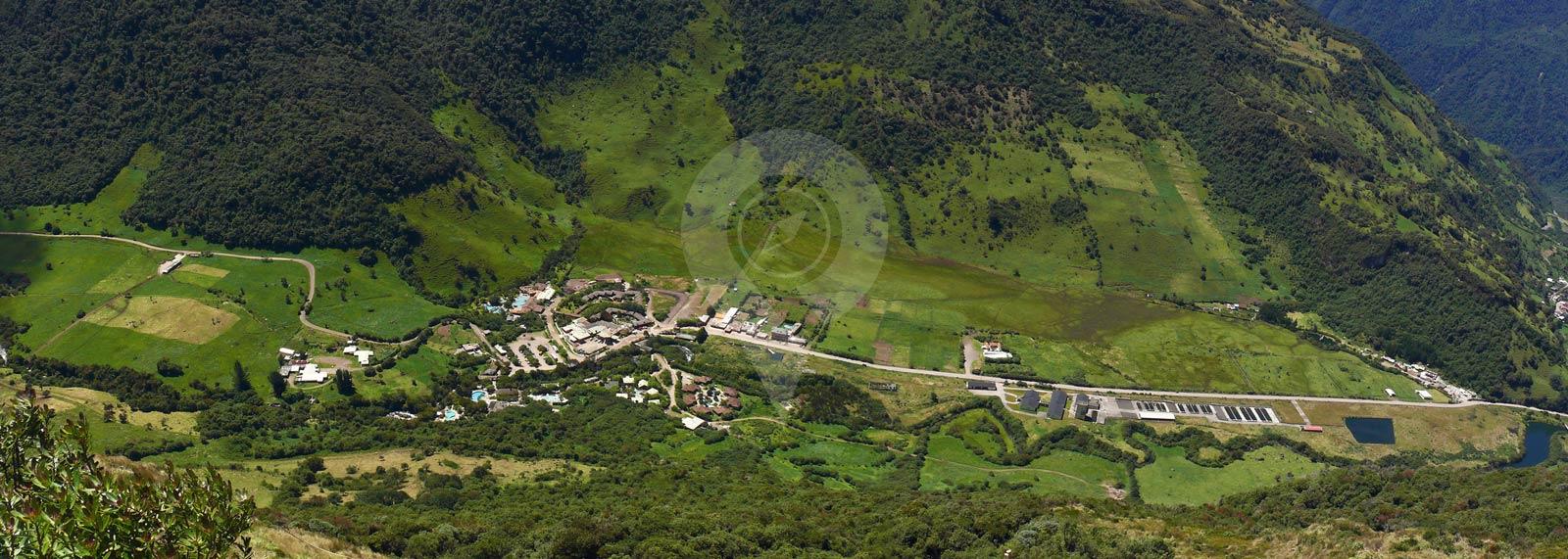 Papallacta Hot Springs - Ecuador Retreat