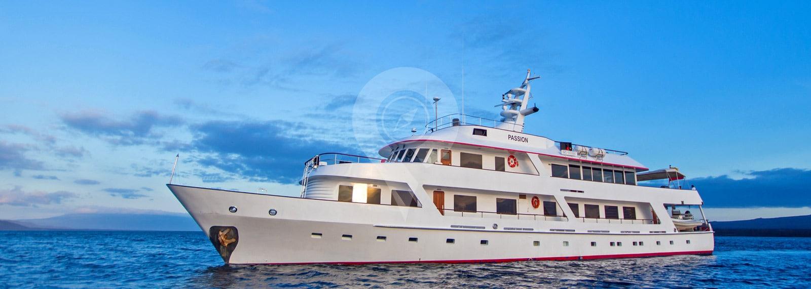Passion Galapagos Yacht