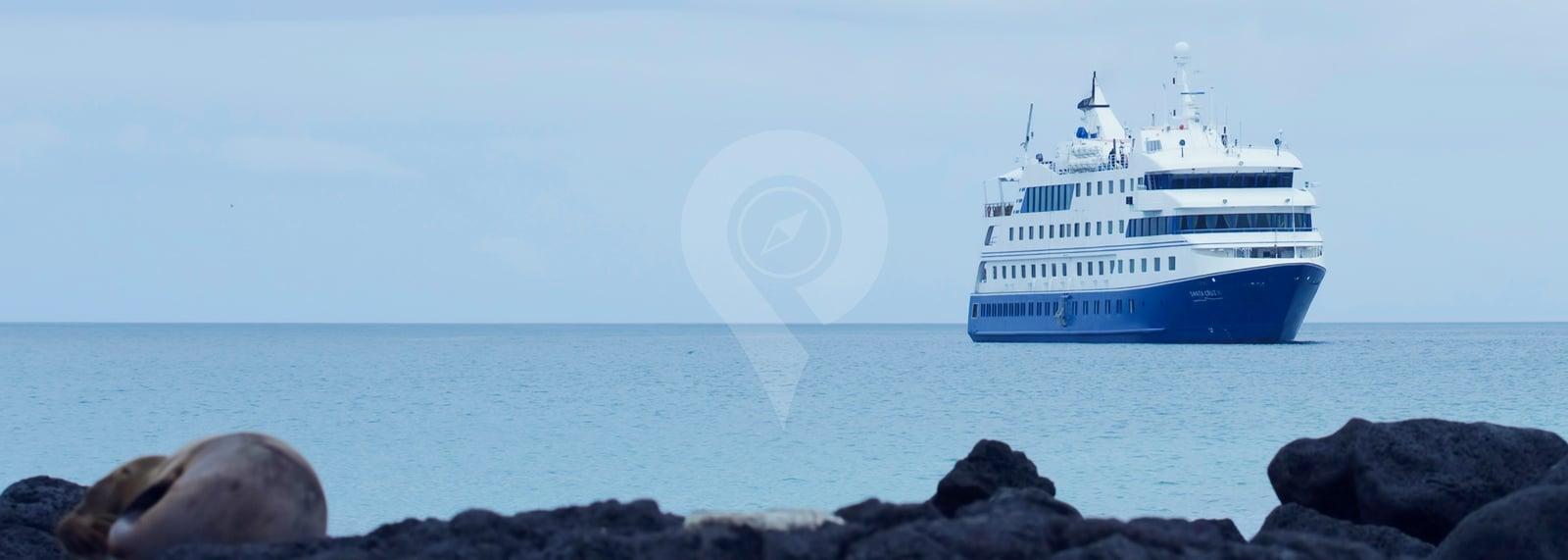 Santa Cruz 2 Galapagos Ship