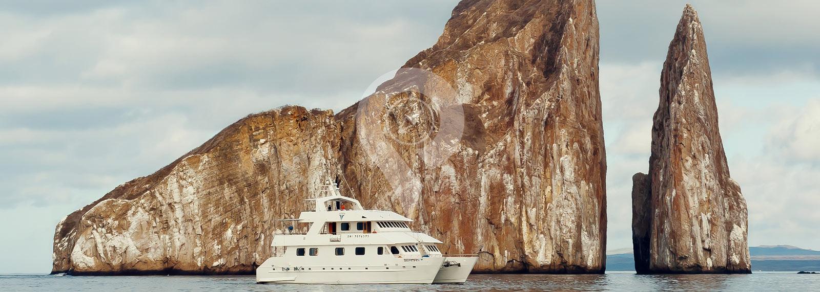 Seaman Journey Galapagos Catamaran