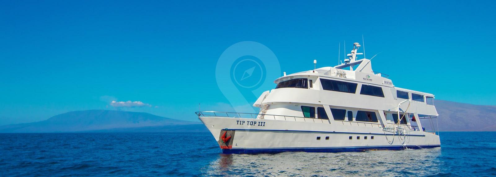 Tip Top 3 Galapagos Yacht