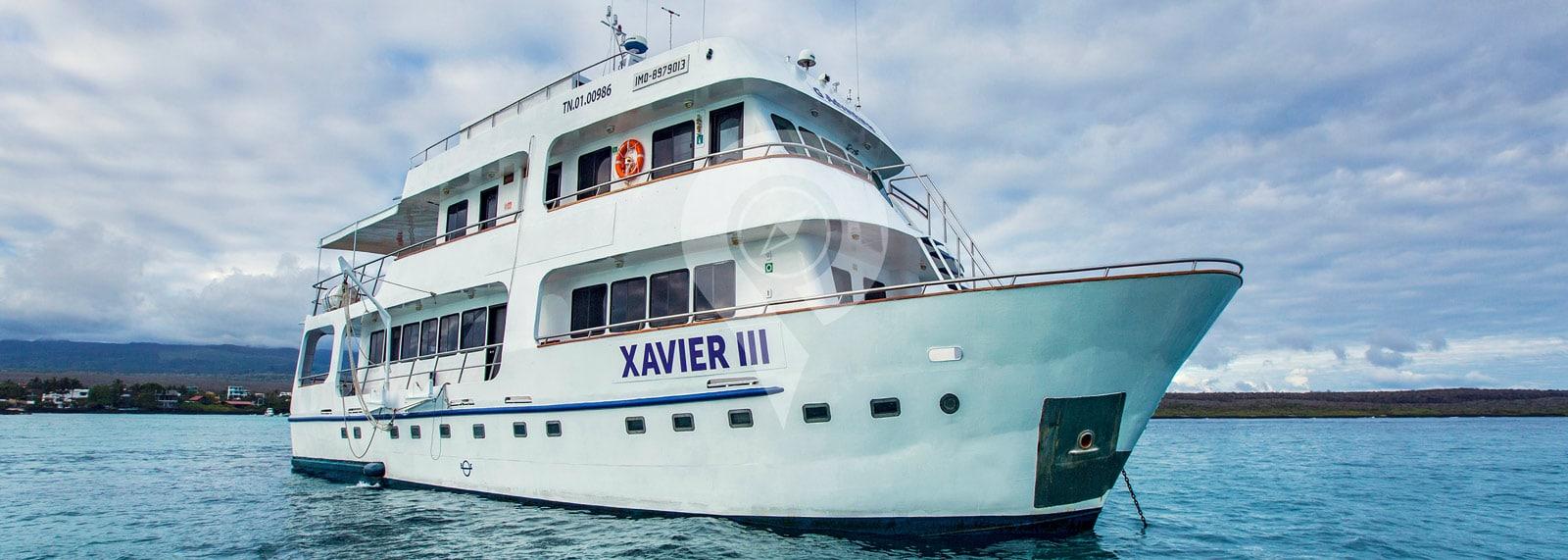 Xavier Galapagos Yacht