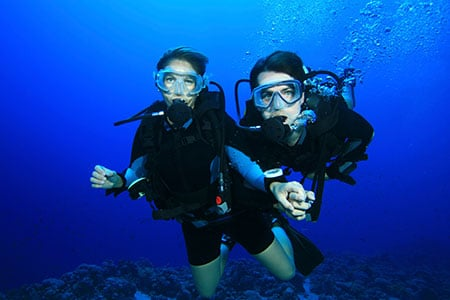 Galapagos Diving Day Tours