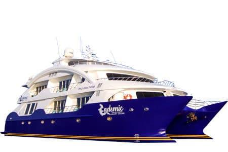 Endemic Galapagos Catamaran Thumbnail