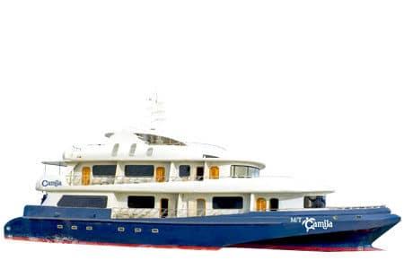 Camila Galapagos Trimaran