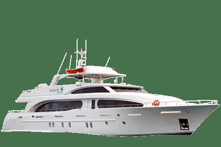 Grand Majestic Galapagos Yacht - Thumbnails