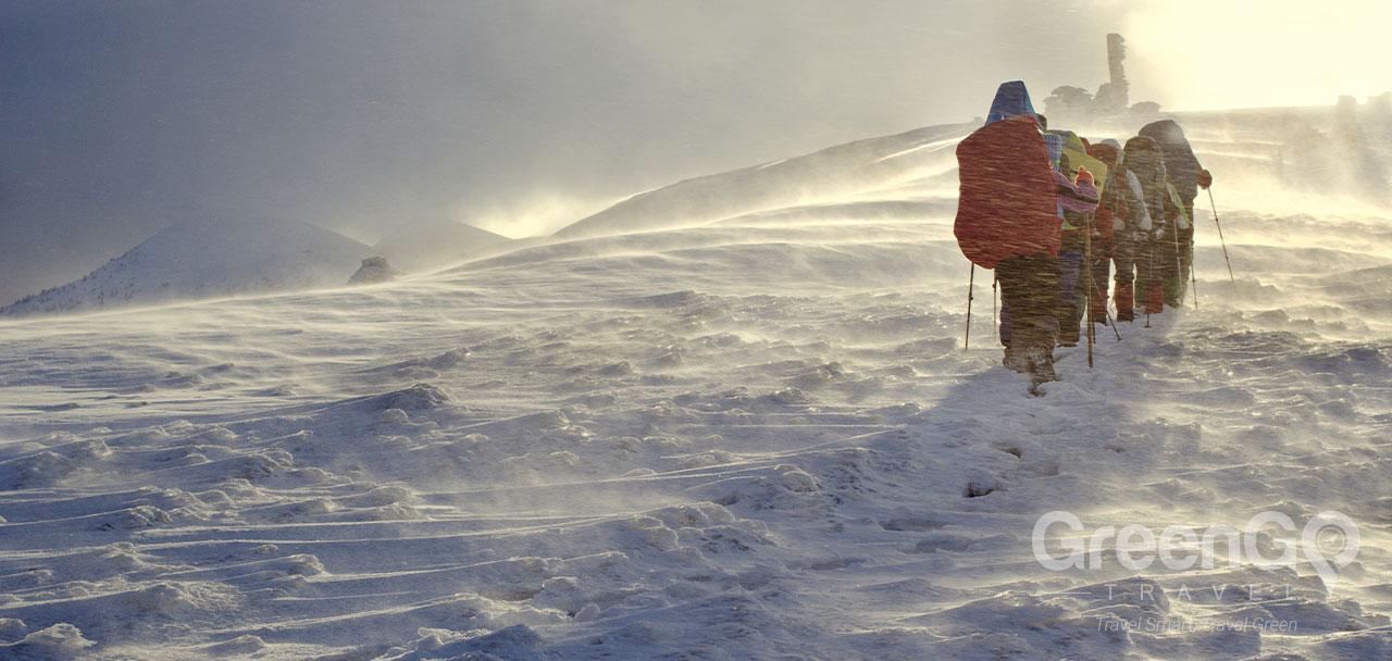 Chimborazo Summit Tour - Highlands - GreenGo Travel
