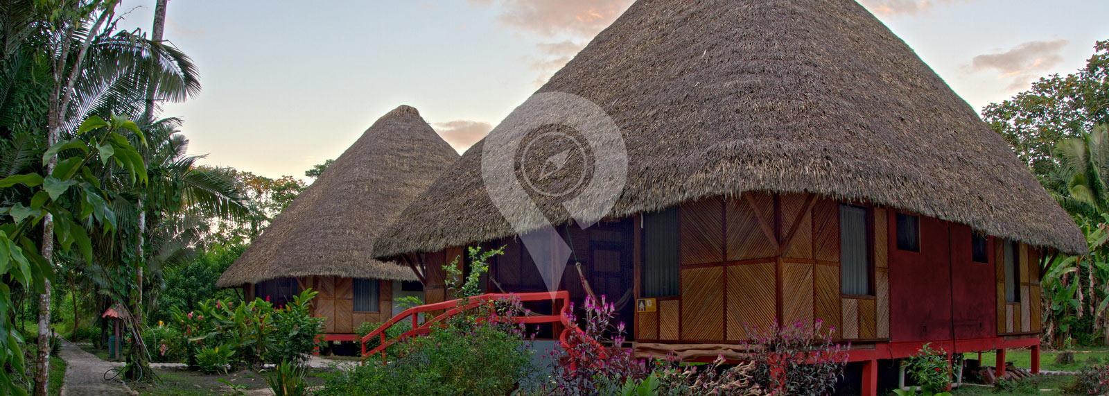 Napo Cultural Center – Amazon Lodge