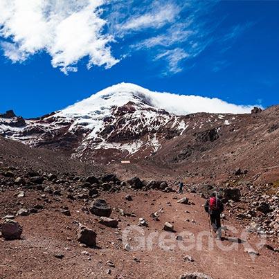 chimborazo-climb-routes