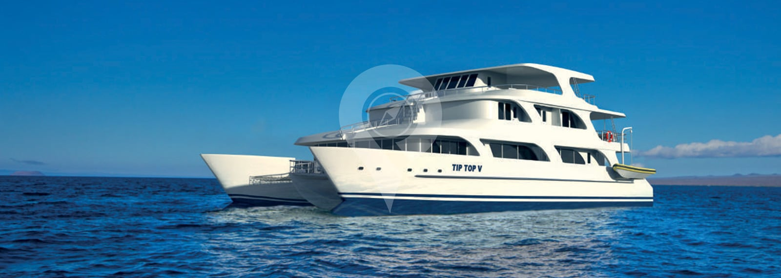 Tip Top 5 Galapagos Catamaran