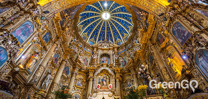 Quito jewel of the andes - La compania