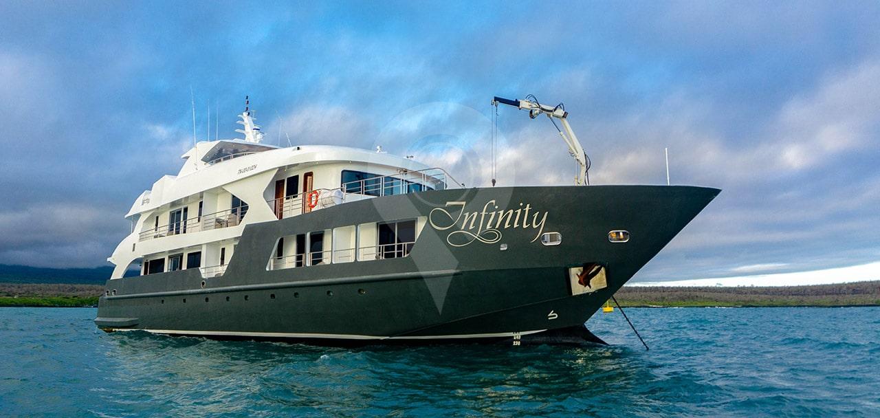 infinity galapagos cruise airfare Header
