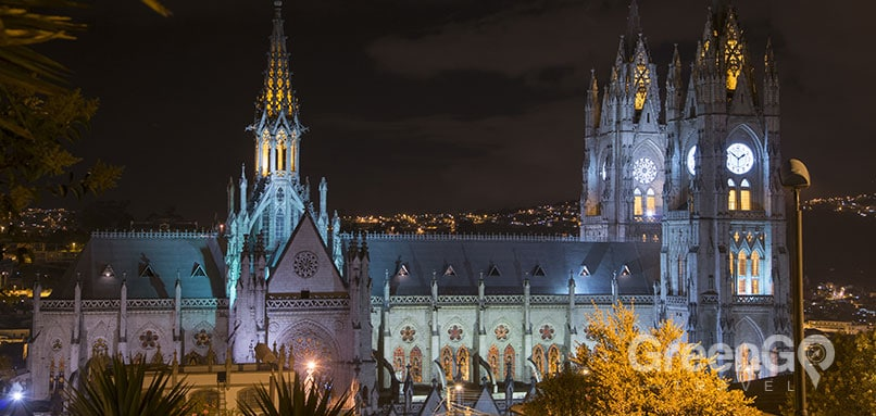 10 Things to See and Do in Quito-The Basillica Church