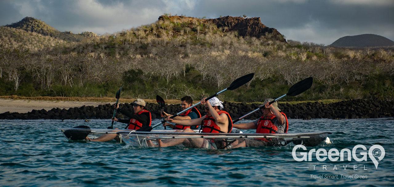 Endemic Catamaran specifications-Transparent Kayaks