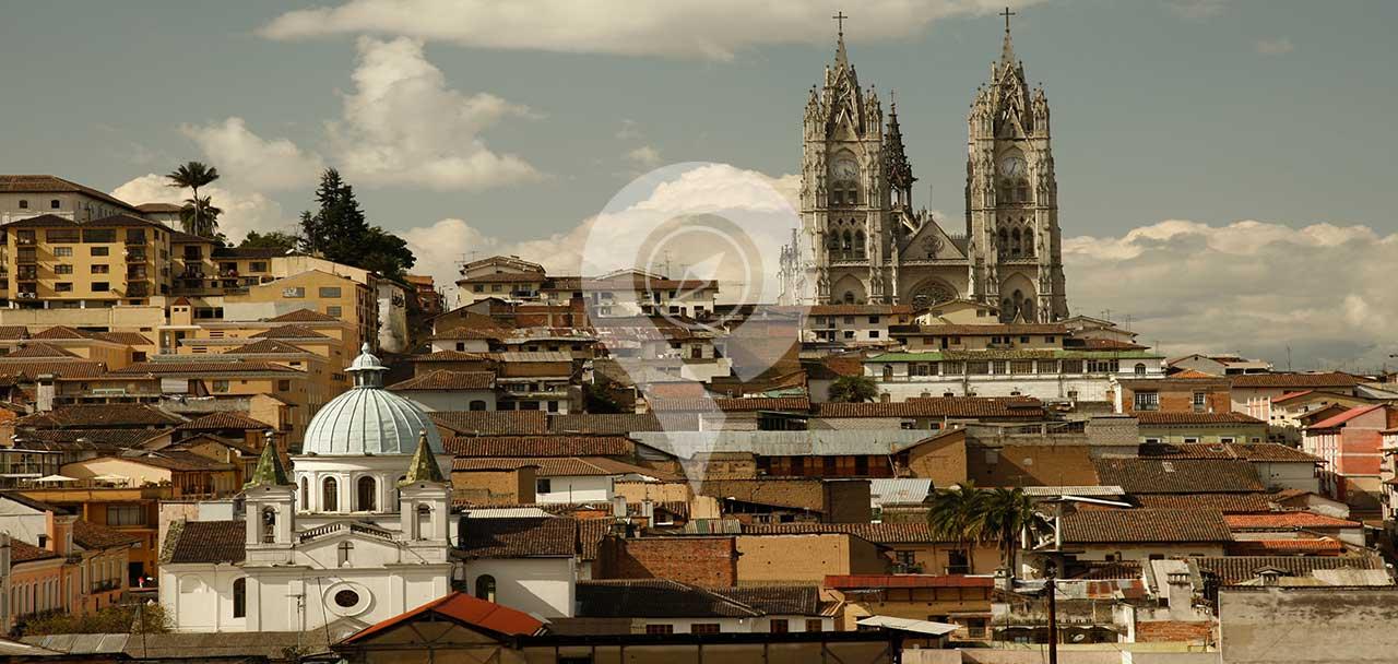 Getting around Quito