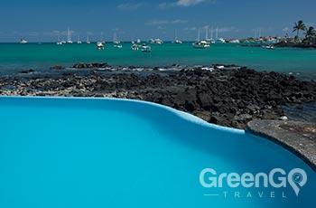 Ayora Port - Galapagos
