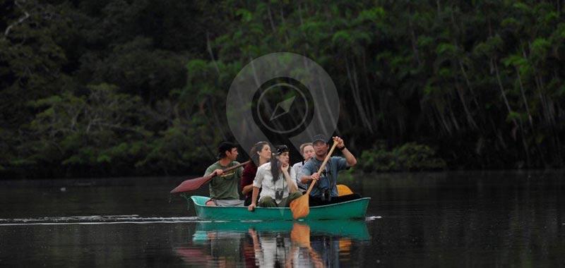 Amazon Dolphin - Dolphin Adventure Day 2