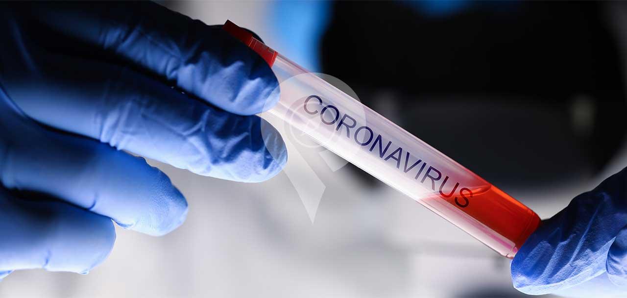 Coronavirus in Galapagos Ecuador and Peru - syringe