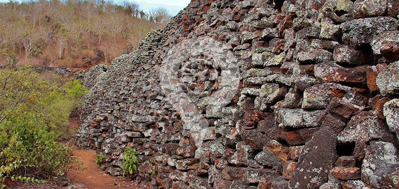 Wall of Tears - Galapagos Islands