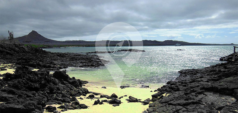 Whale Bay - Galapagos Islands