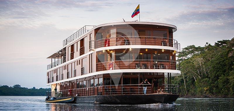 Anakonda Amazon Cruise - Day 8